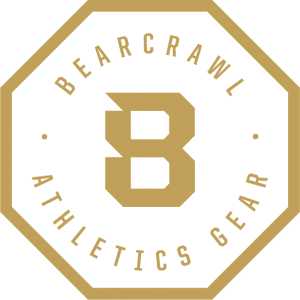 athletics gear gold
